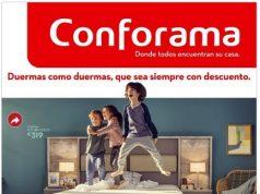 Catálogo CONFORAMA colchones