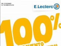 """Catálogo de ofertas """"ELECLERC"""" online"""