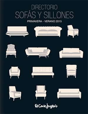 Cat logo sof s y sillones el corte ingl s for Catalogos de sofas y precios