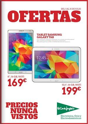d7a084577f3 El corte inglés - Catálogo de Tablets