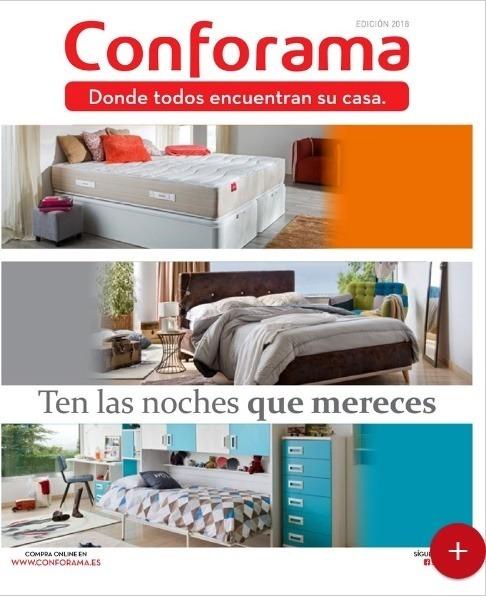 Ofertas conforama todo para el dormitorio cat logo de for Conforama rebajas 20 dormitorios