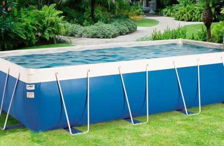 Piscinas desmontables cat logo de precios cat logo 2017 for Piscina desmontable rectangular