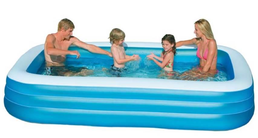 piscina hinchable eroski