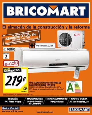 bricomart aires acondicionados todos los modelos On aire acondicionado bricomart
