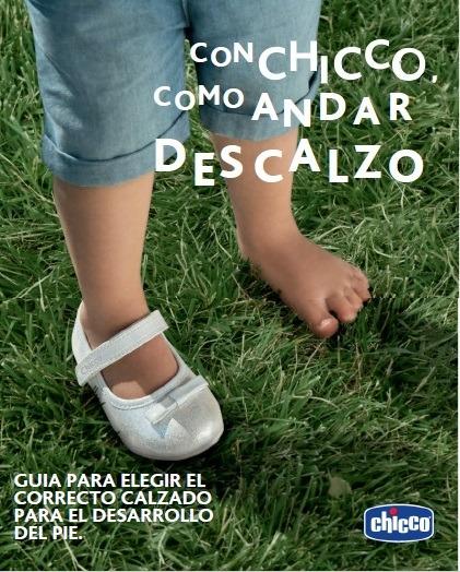 Guía Calzado fisiológico CHICCO