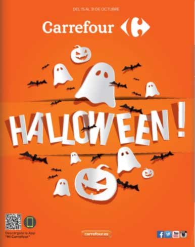 Halloween-correfour