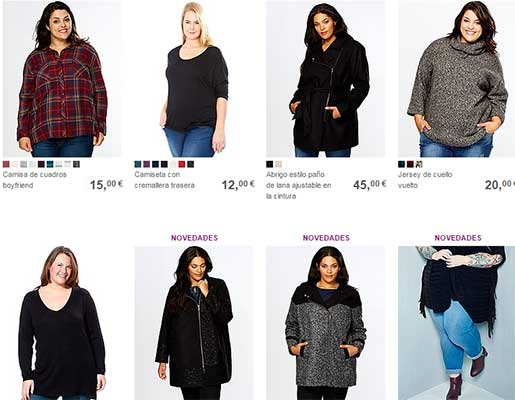 48126335a15 abrigos tallas grandes kiabi