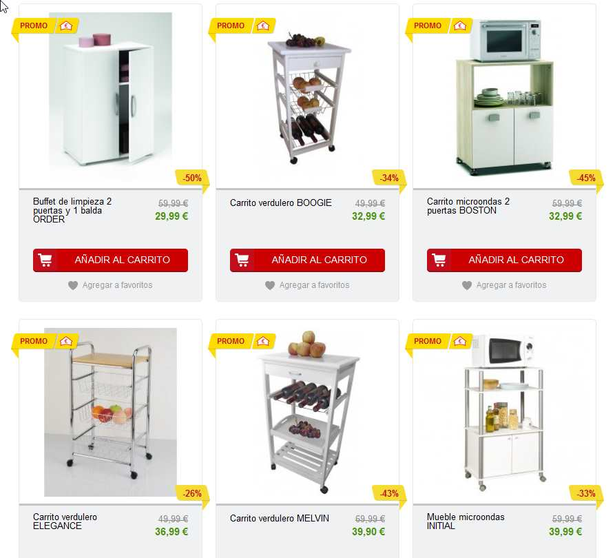 Colección Cocinas - Cocinas - Cocinas – Conforama-49-31