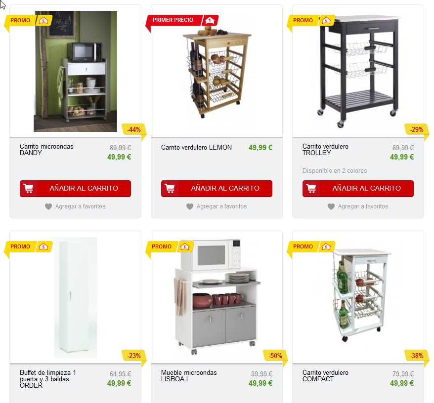Colección Cocinas - Cocinas - Cocinas – Conforama-49-42