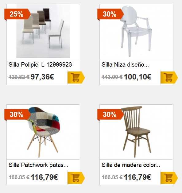 Conjunto de mesa y sillas de comedor – Merkamueble-43-53
