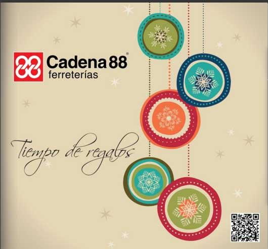 Cadena88--Tiempo-de-regalos-navideños