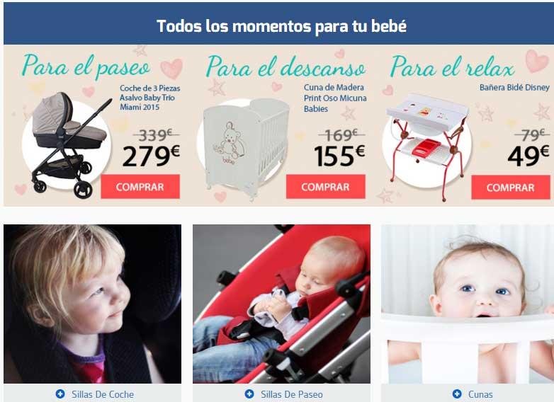 Cat logo de cunas carrefour cat logo 2018 - Cunas carrefour precios 2014 ...