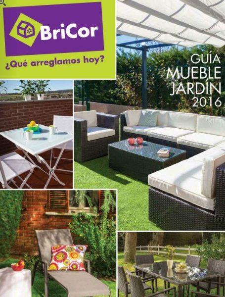 Catálogo bricor jardin