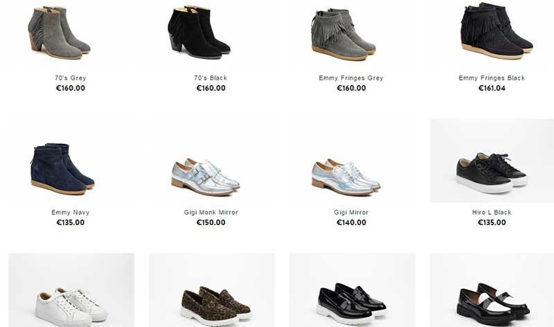 01cb1bd5 Shoe the bear: catálogo zapatos mujer - Catálogo 2019