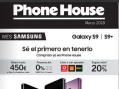 Catálogo PHONE HOUSE Ofertas marzo