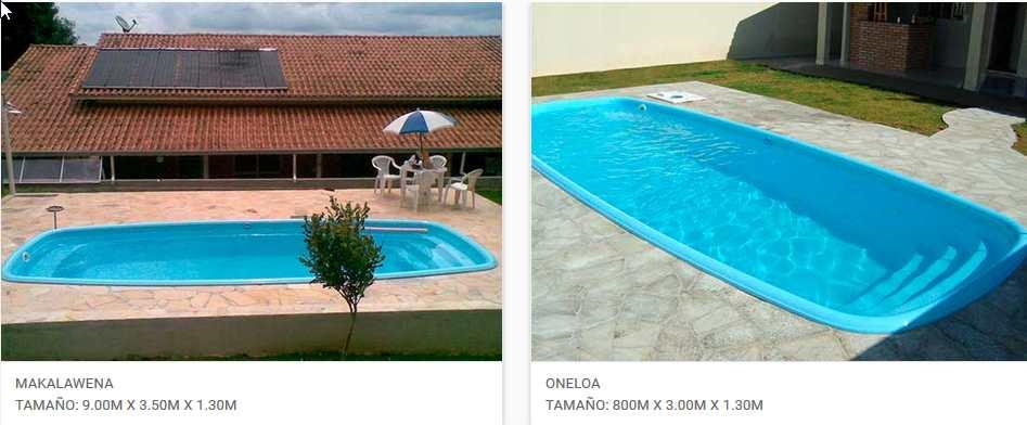 venta y colocación piscinas en fibra de vidrio