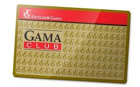 Tarjeta GAMA CLUB Premios y beneficios