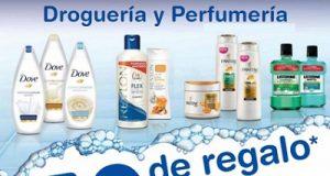 """Folleto """"Droguería y Perfumería"""" HIPERCOR"""