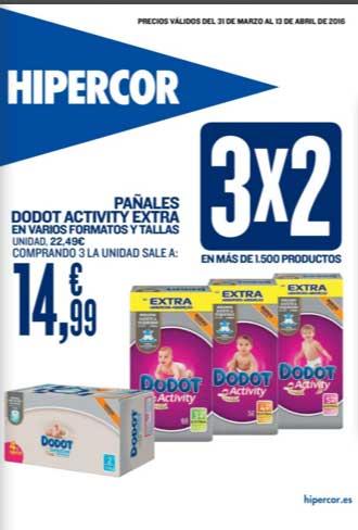 Hipercor Panales En Oferta 3x2 Catalogo 2020