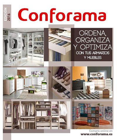 Catálogo ARMARIOS conforama