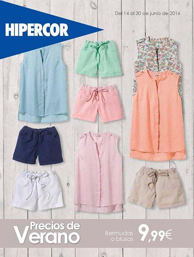 Vestimenta de verano HIPERCOR