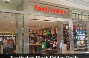Black Friday FOOT LOCKER