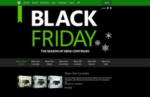 Black Friday XBOX