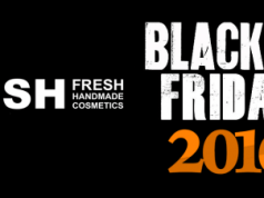 LUSH Black Friday
