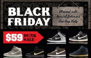 NIKE Black Friday