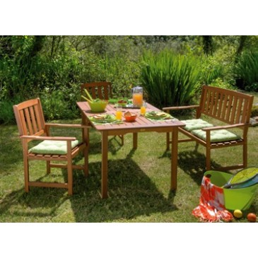 Sillas y mesas conforama para jard n cat loog mensual de for Ofertas mesas de jardin