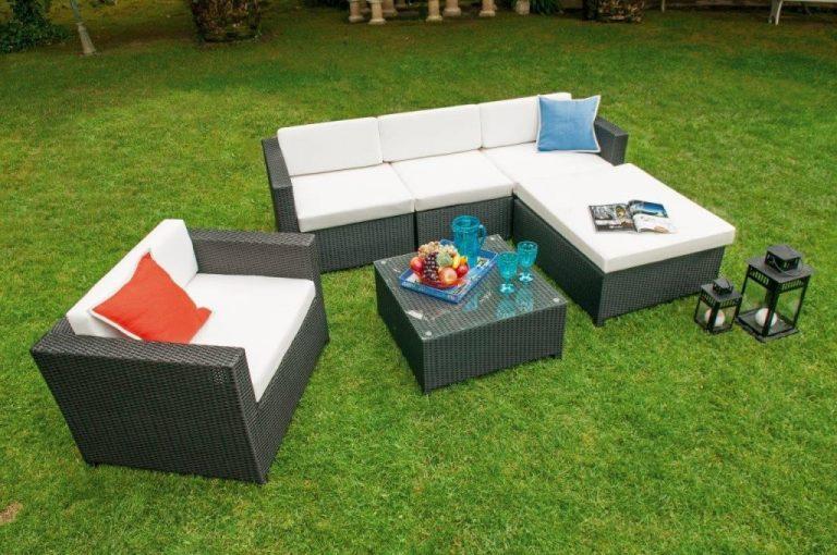 Sof s de jard n conforama folleto online con precios y for Conforama muebles de jardin