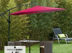 Pérgolas y parasoles CONFORAMA
