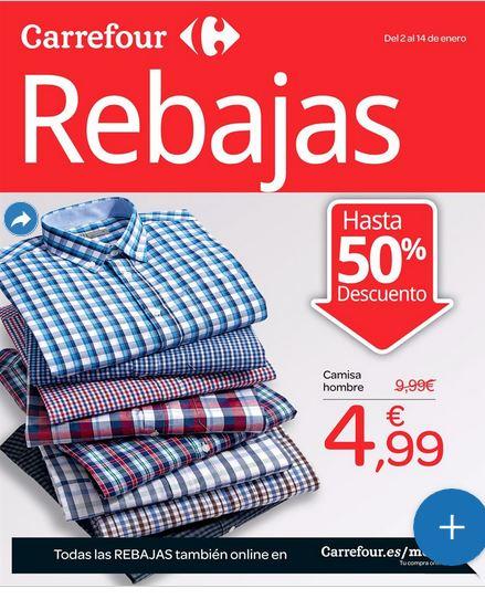 catálogo de ropa carrefour