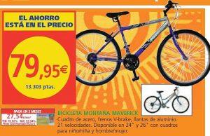 Bicicletas CARREFOUR