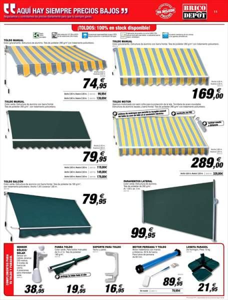 Toldos terrazas precios toldos para pergolas precios de for Precios de toldos para terrazas