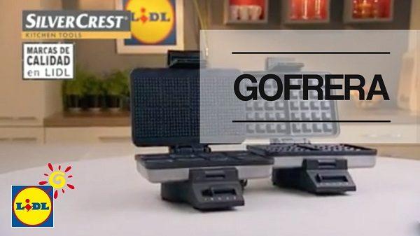 Gofreras LIDL