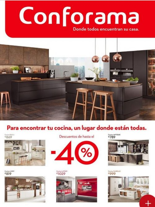 Ofertas de cocinas en conforama - Cocinas conforama 2017 ...