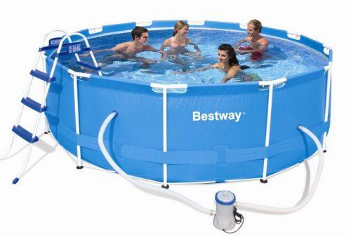 Cat logo de piscinas desmontables lista de precios Piscinas bestway medidas