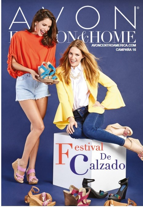 Fashion y Home AVON