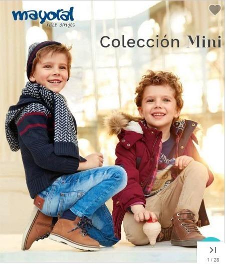 MAYORAL Colección Mini
