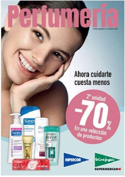 Perfumería HIPERCOR