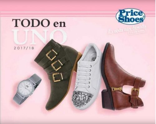 Todo en uno price shoes moda accesorios y zapatos for Catalogo de accesorios