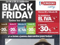 BLACK FRIDAY EROSKI