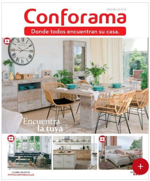 Nueva gu a anual conforama lo ltimo en muebles for Salones conforama 2017