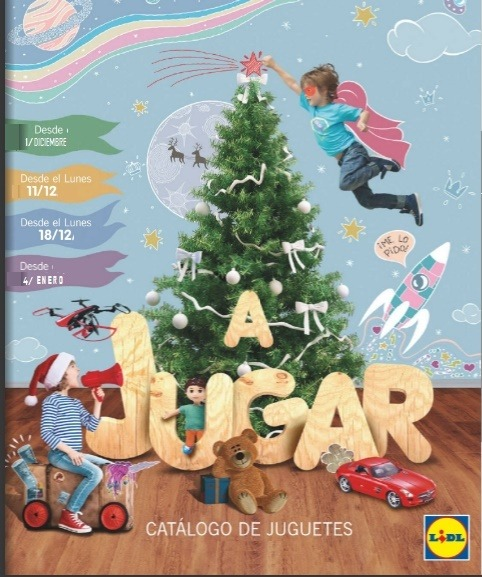 Catálogo de JUGUETES LIDL