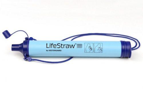 Purificadores de agua portátiles lifestraw