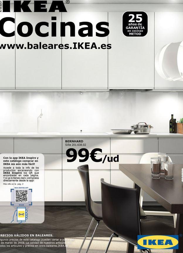Descargar cat logo ikea cocinas y electrodom sticos - Ikea cocinas electrodomesticos ...