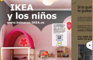 Catálogo IKEA y los NIÑOS