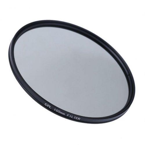 Filtro polarizador circulares