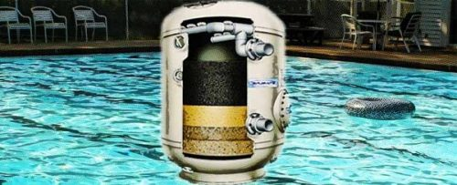 Filtros de arena para piscina funcionamiento